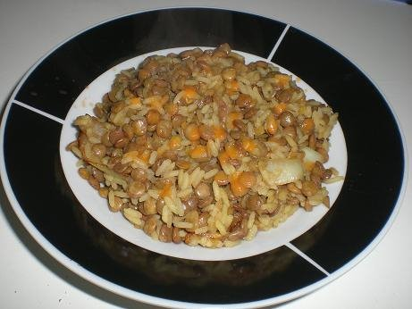 lentilsand-rice