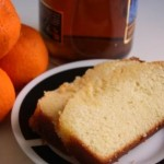 Tangerine Cake and Travel News!