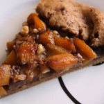 Clean Pantry Creates Great Desserts – Peach Walnut Galette