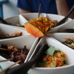 Feasting for Hours: Rijsttafel in Ubud-Bali