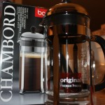 Sharing My Win: French Press Coffee