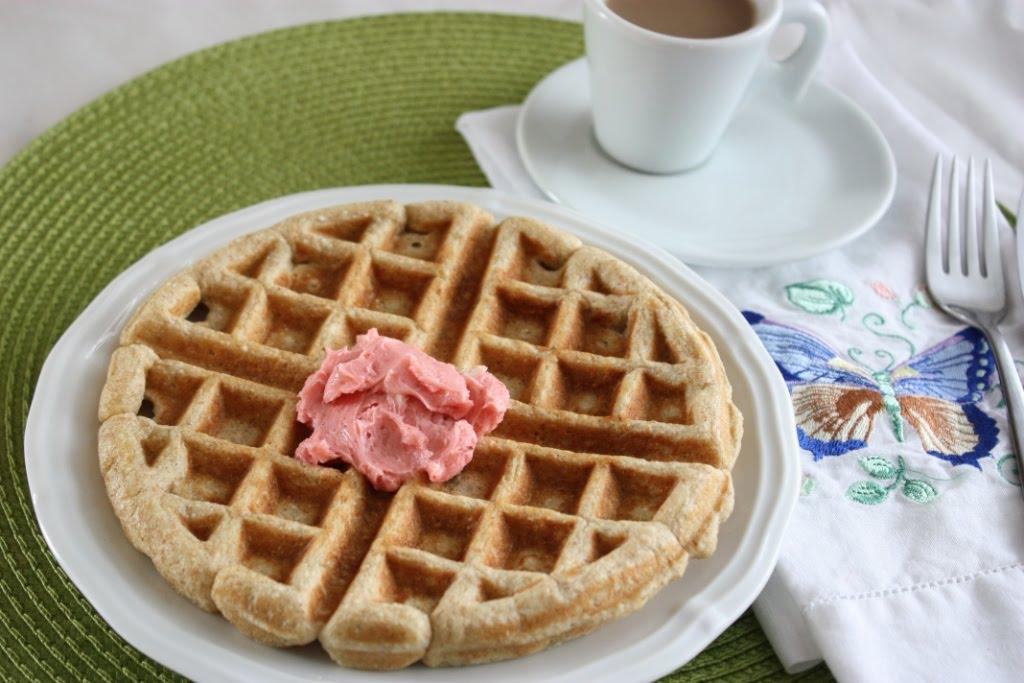 rhubarbwaffle