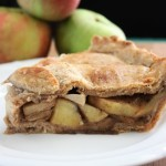 Spiced Whole Grain Apple Pie