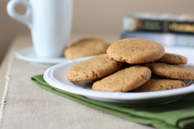 Fiery Peanut Butter Cookies Recipe | Fake Food Free | A classic peanut butter cookie with a spicy twist!