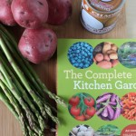 The Complete Kitchen Garden:  Asparagus Soup with Coconut Lemon Crème