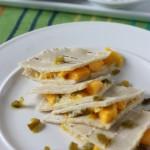Ataulfo Mango and Jalapeno Quesadillas