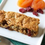 Apricot Cranberry Bars: The Quest for a Pre-Run Snack