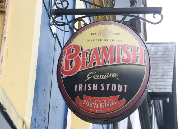 Beamish Irish Stout | Fake Food Free | Travel in Cork and Kinsale, Ireland