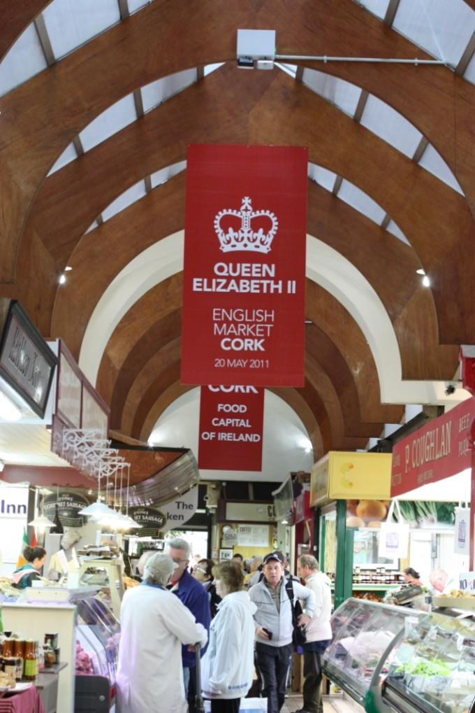 English Market in Cork, Ireland | Fake Food Free