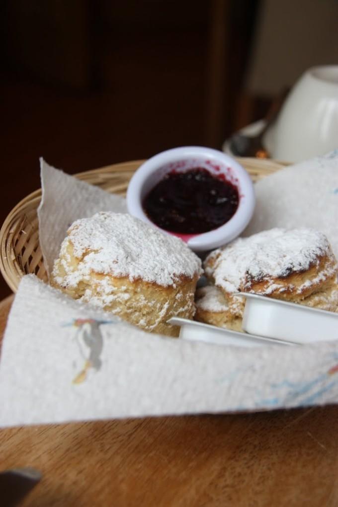 Irish Scones | Fake Food Free | A trip to Cork and Kinsale, Ireland
