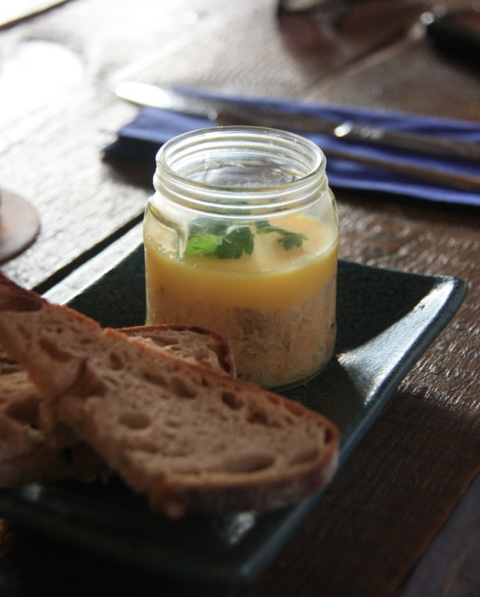 A meal at L. Mulligan Grocer in Dublin. Potted Crab. | Fake Food Free | Food and Travel