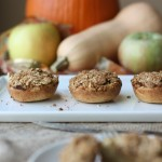 Mini Peanut Butter Apple Pies