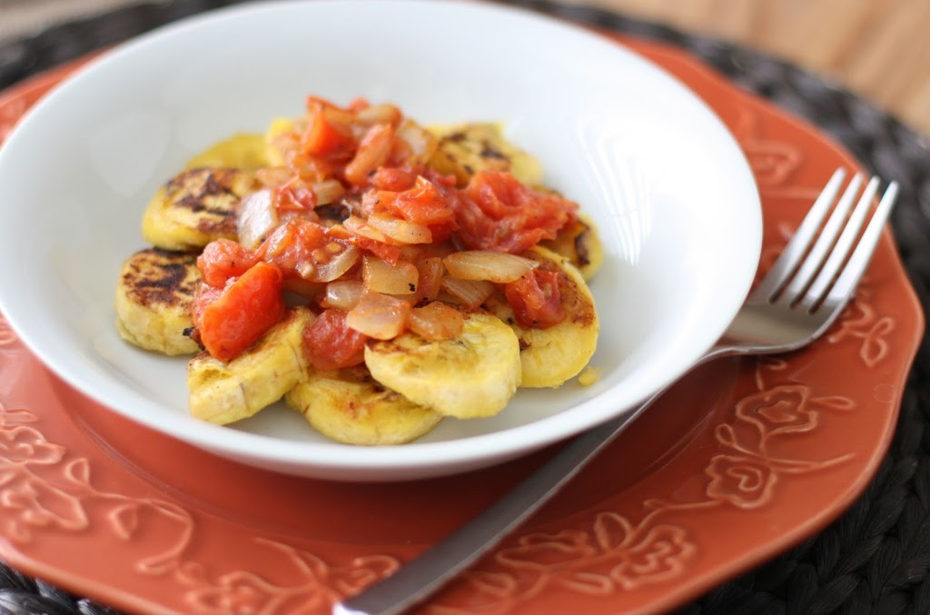A recipe for Savory Fried Plantains