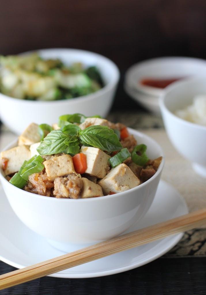 Bean Curd and Prawn Stew Recipe | Fake Food Free