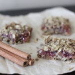 Spiced Gooseberry Oat Bars Recipe