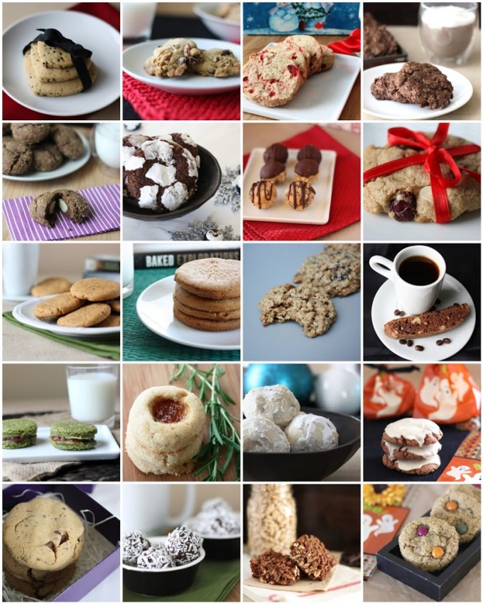 20 Holiday Cookie Recipes | Fake Food Free