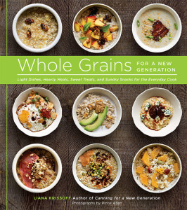 Whole Grains for a New Generation | Interview with author Liana Krissoff on Fake Food Free