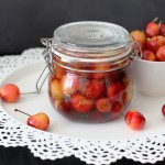 Kentucky Bourbon-Vanilla Soaked Cherries Recipe