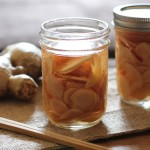 Japanese Pickled Ginger Recipe from The Joy of Pickling