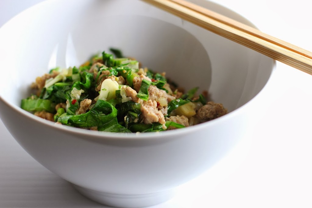 Minced-Pork-and-Mustard-Greens-2