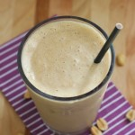Peanut-Apple-Protein-Shake
