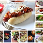 12 Favorite Recipes for Game Day