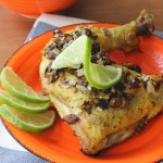 Pumpkin Seed and Lime Chicken from Dog-Gone Good Cuisine