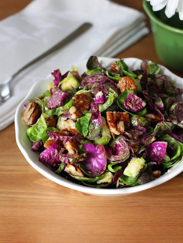 Purple-Brussels-Sprouts-Salad