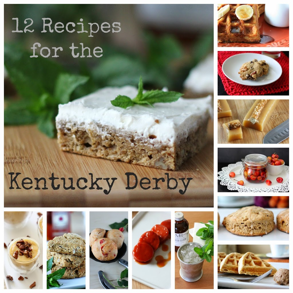 12 Favorite Kentucky Derby Recipes | Fake Food Free
