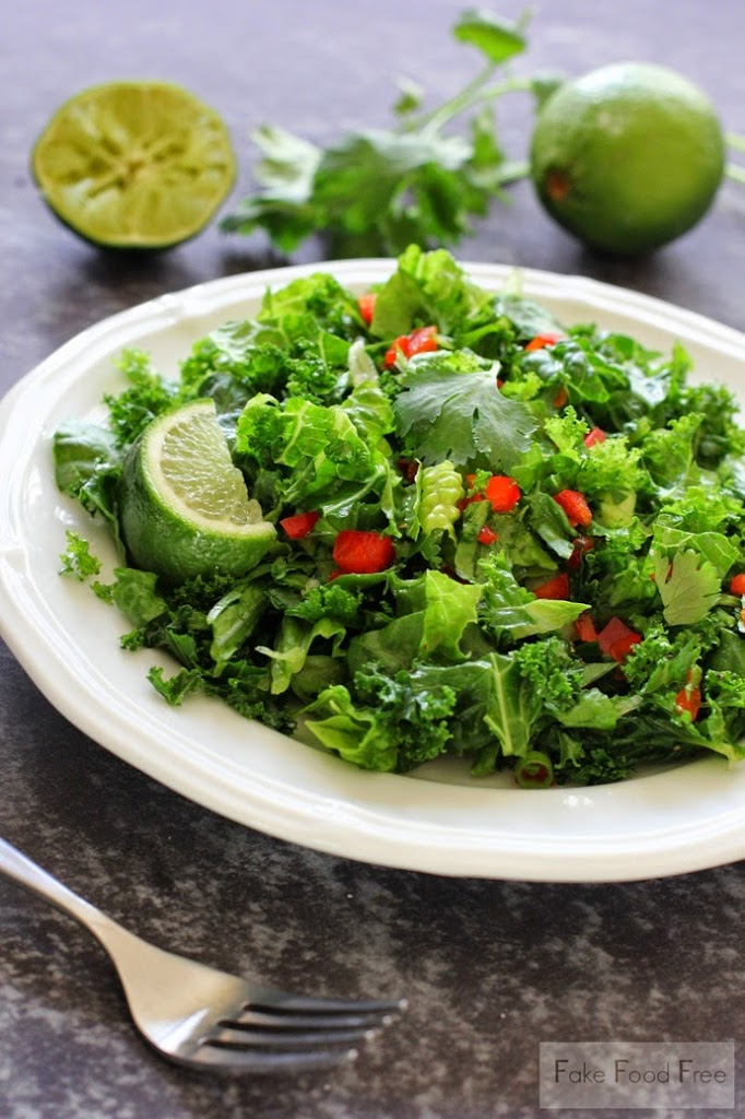 Simple-Salad-with-Lime