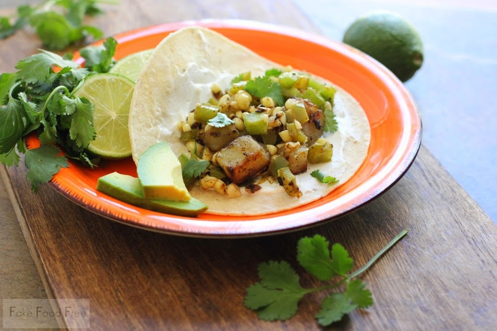 Taco de Papa from The Taco Revolution | fakefoodfree.com