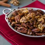 Spiced Honey Nut and Seed Snack Mix