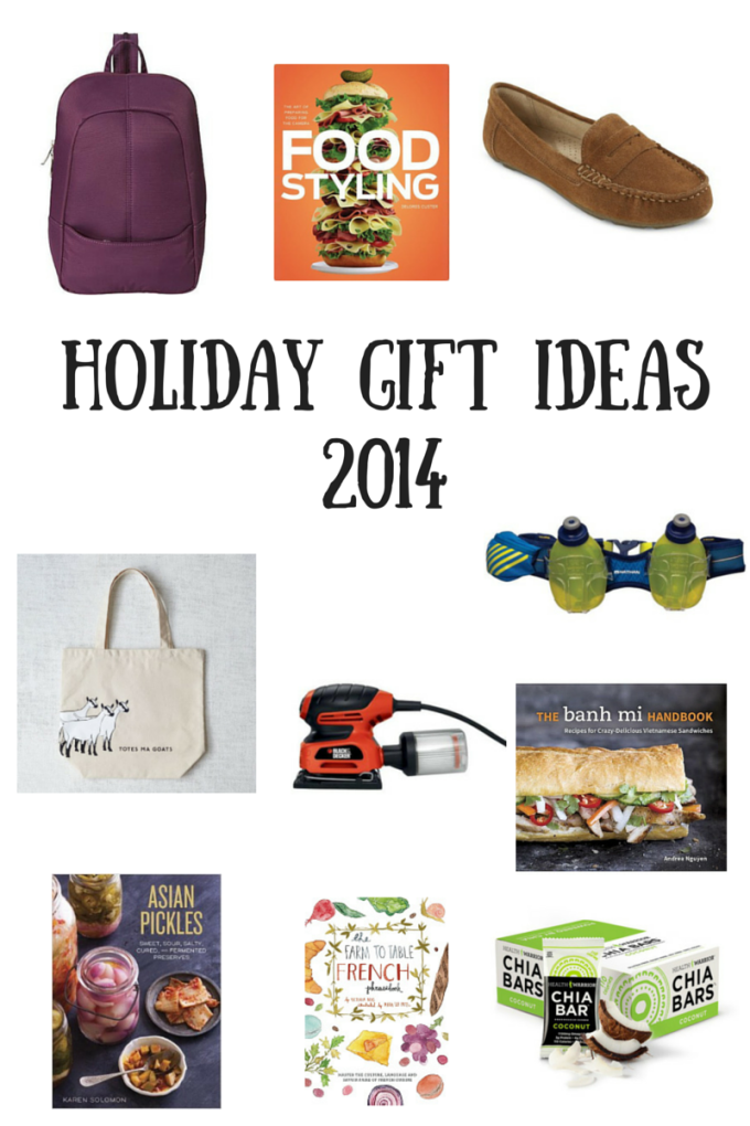 Holiday Gift Ideas 2014 | Fake Food Free