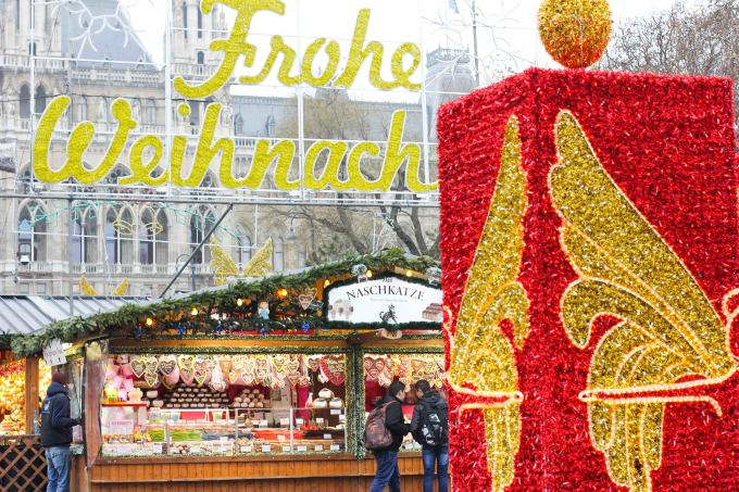 Vienna Christmas Markets | Fake Food Free