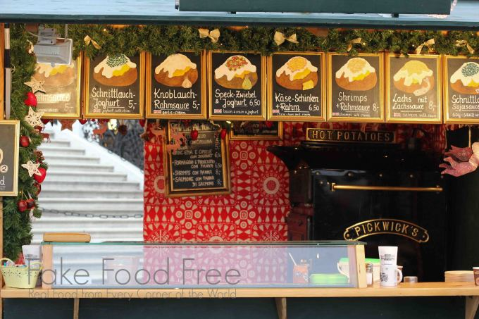 Vienna's Christmas Markets | Fake Food Free