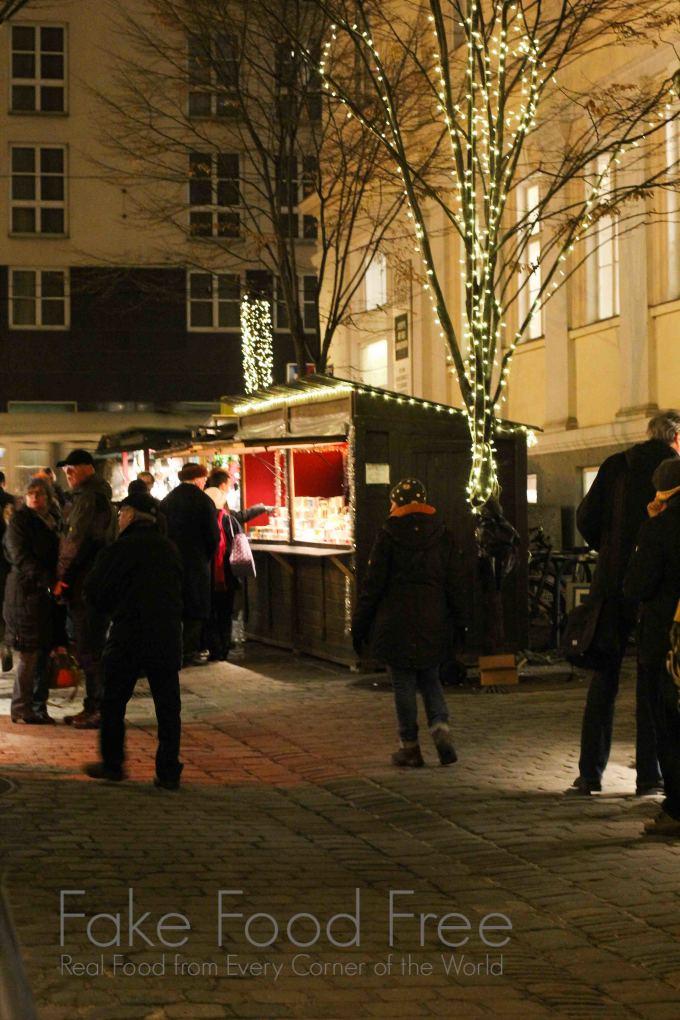 Christmas Market on Spittelberg | Fake Food Free