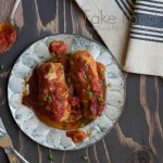 Spicy Cabbage Rolls with Beer