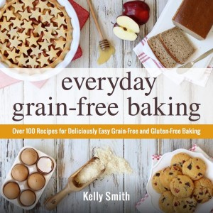 Grain-free, Gluten-free Pizza Crust from the cookbook Everyday Grain-Free Baking | Fake Food Free