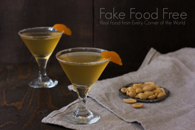 Backstretch Bourbon Vanilla Bean Cocktail | Fake Food Free