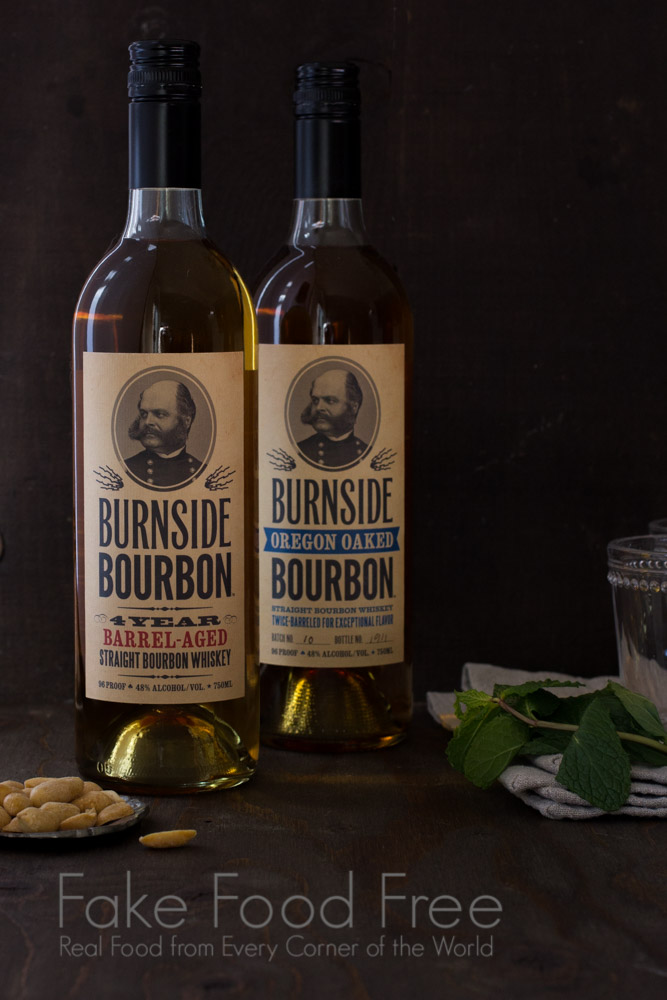 Bourbon Cocktails with Eastside Distilling Burnside Bourbon | Fake Food Free