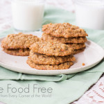 Candied Ginger and Carrot Cookies