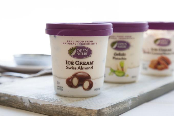 Safeway Open Nature Super Premium Ice Cream