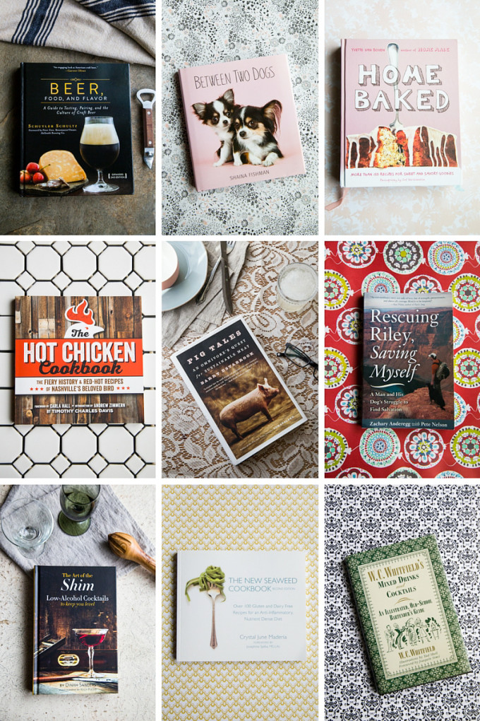 2015 Book Gift Guide | Holiday Gift Ideas | Fake Food Free
