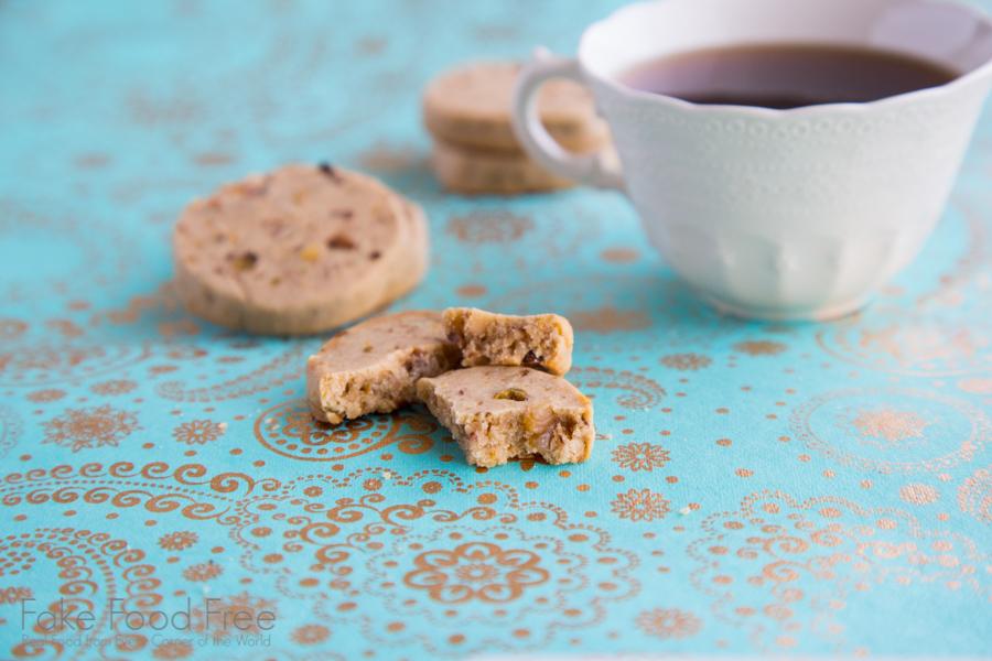 Bourbon Nut Cookies 3