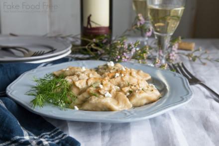 Cultivar Wine with Pierogi 2