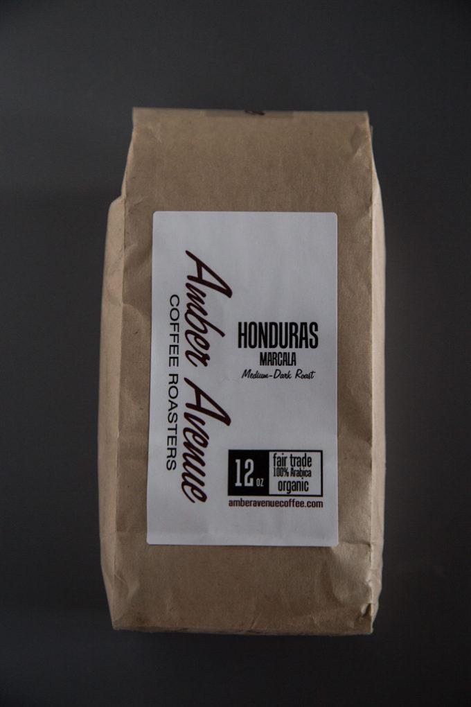 Amber Avenue Coffee Roasters