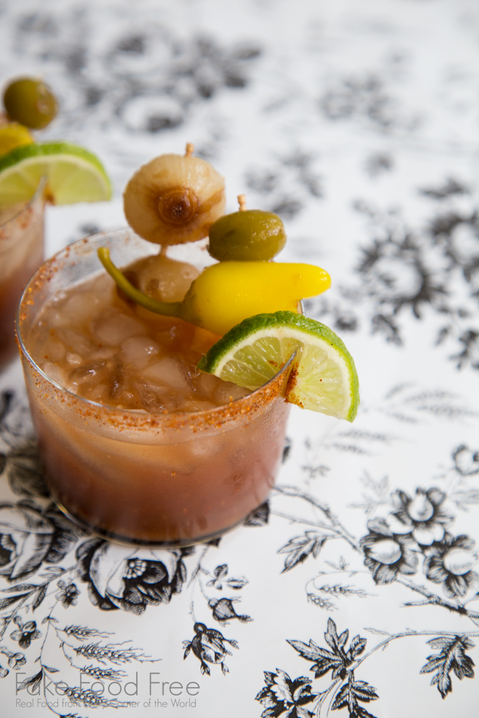 Balsamic Bloody Mary Recipe — Dishmaps