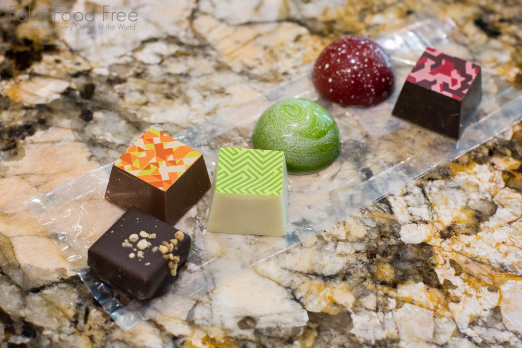 Chocolates from ChocXO in Irvine, California | Fake Food Free Travel