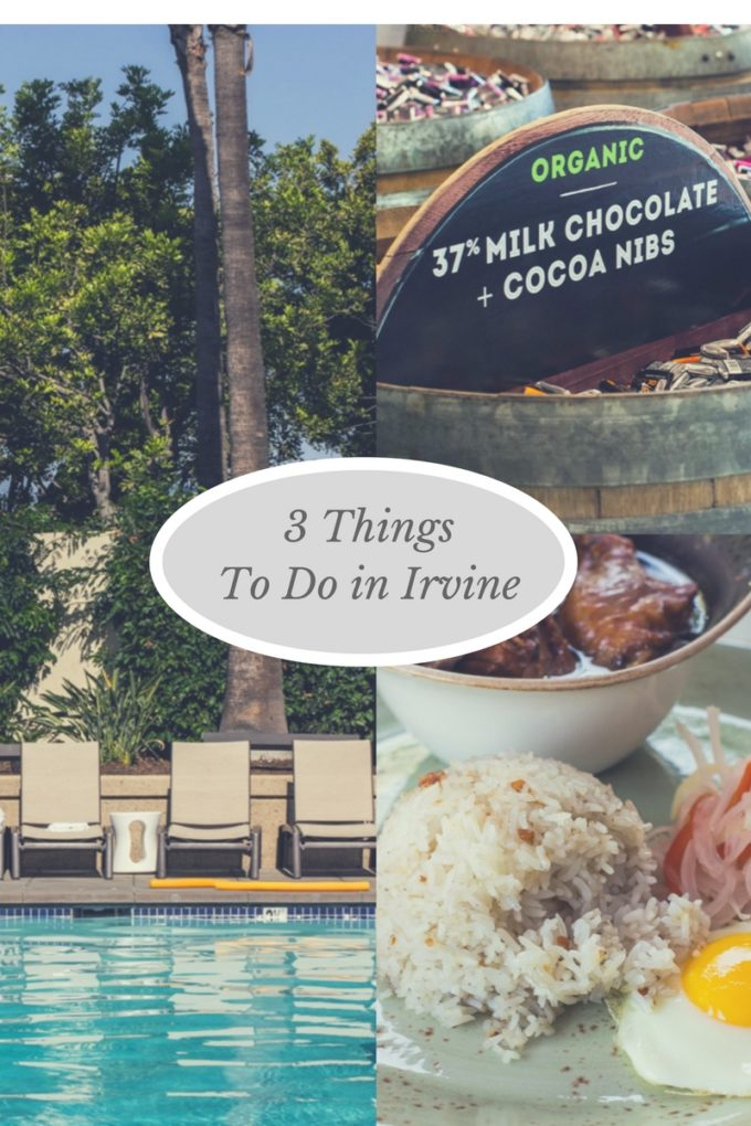 3 Things to Do in Irvine | Travel | Fake Food Free