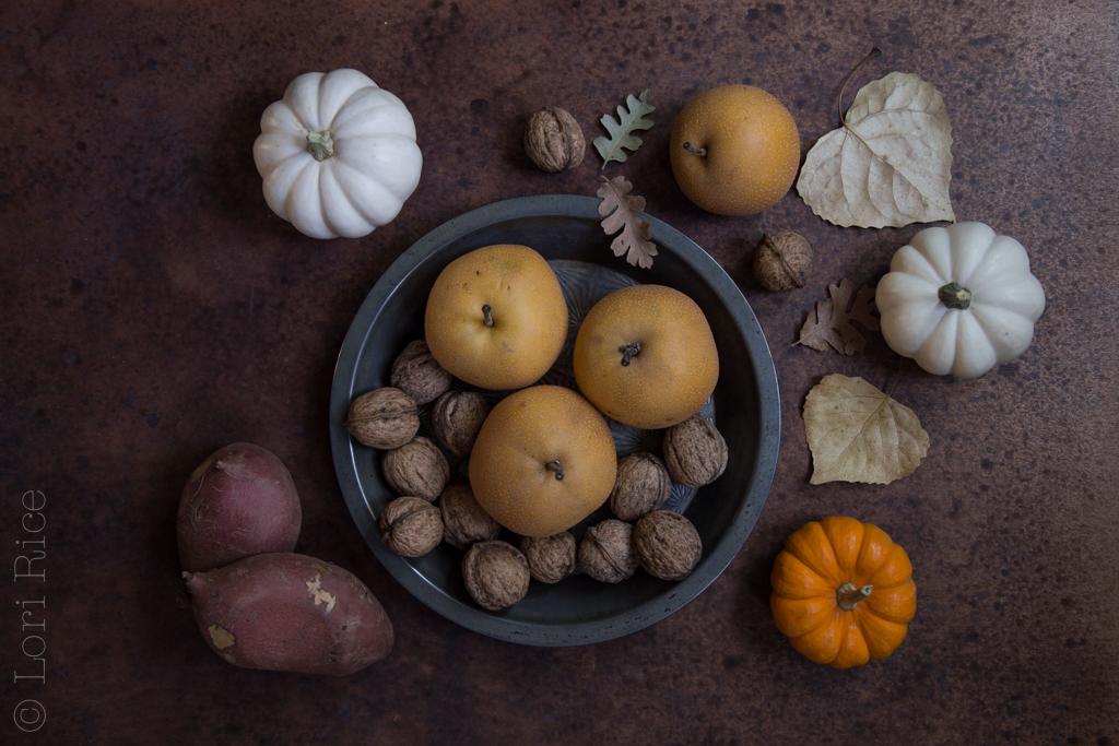 October Snapshots | Lori Rice | Fake Food Free